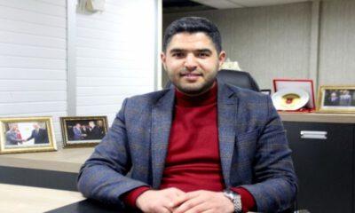 AK Parti Adıyaman Gençlik Kolları Başkanı belli oldu