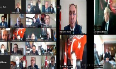 Kilis'te yeni yılın ilk İl Koordinasyon Kurulu Toplantısı yapıldı