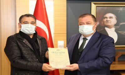 Memur-Sen'den Kilis Belediye Başkanı'na ziyaret