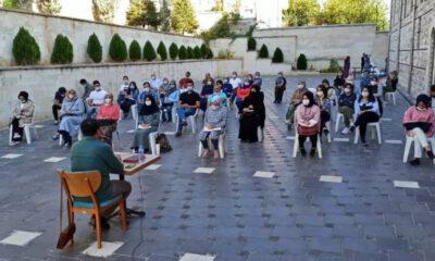 Kahramanmaraş Akademi'de güz dönemi sona erdi