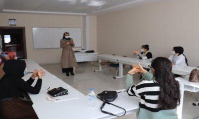 Siirt'te öğrencilere eğitim desteği