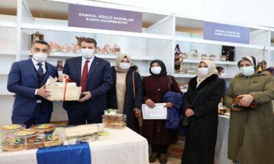 Sivas'ta kadın kooperatifleribirlikte güçleniyor